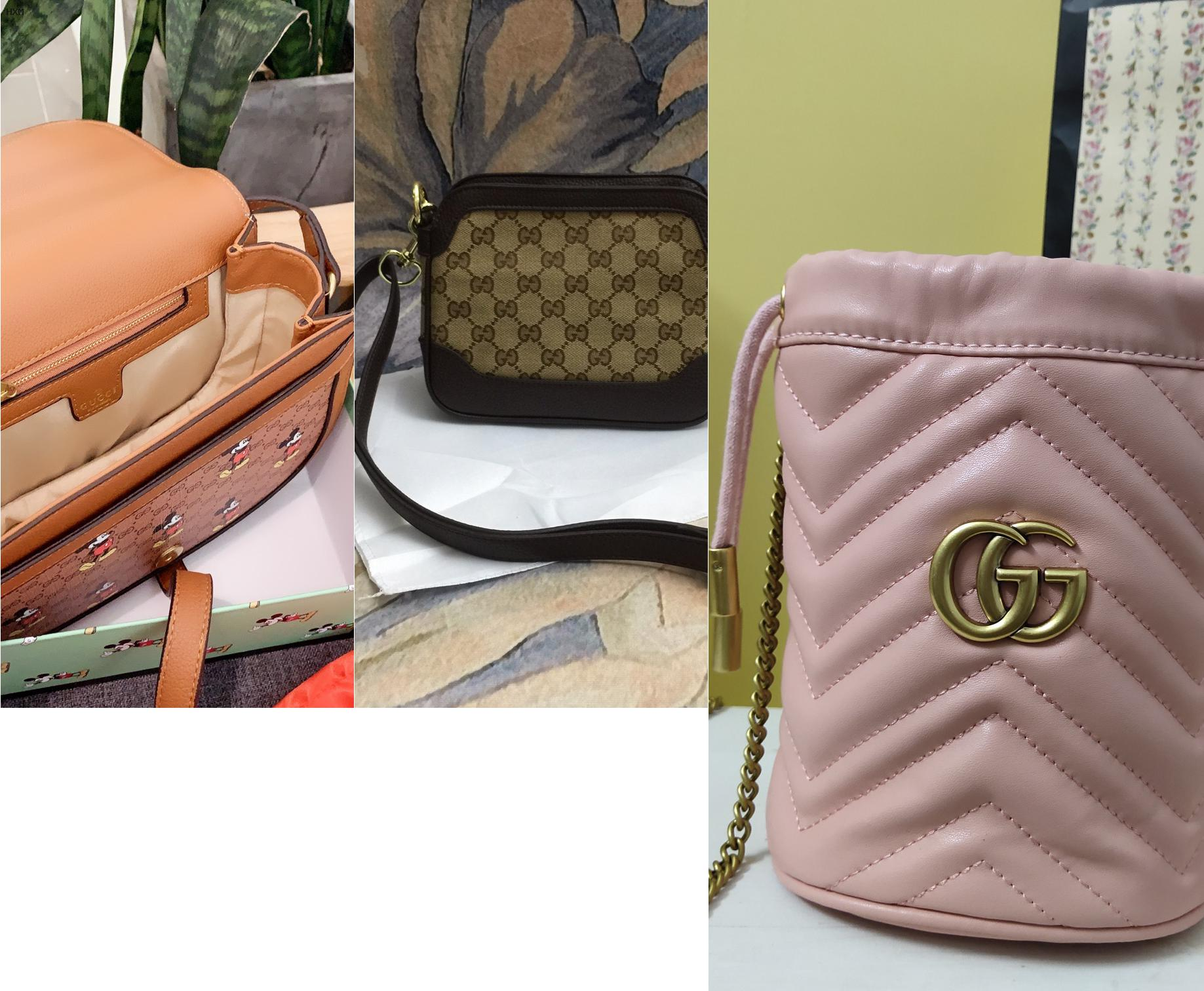 borsa gucci shopper nera